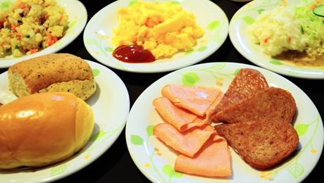 写真:朝食イメージ